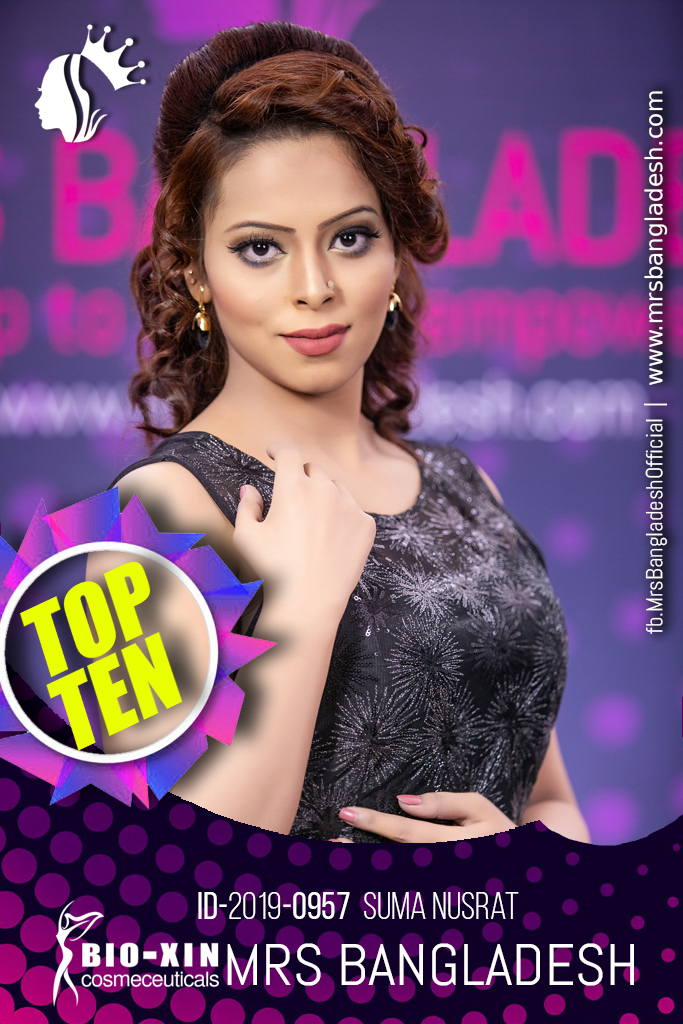 Top 10 Mrs World Bangladesh